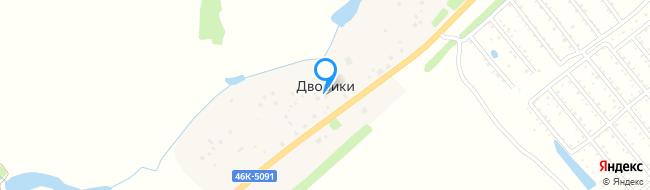 деревня Захарьинские Дворики