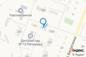 Трехкомнатная квартира в Озёрах село Горы, улица Багратиона, 11А