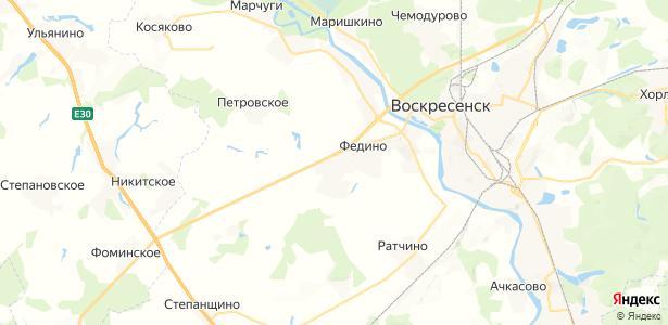 Гостилово на карте