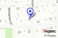 Схема проезда до компании ПРОДОВОЛЬСТВЕННЫЙ МАГАЗИН САМАТ в Электрогорске