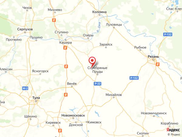 село Узуново на карте