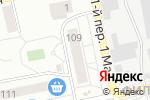 Схема проезда до компании Жилсервис-Посад в Павловском Посаде