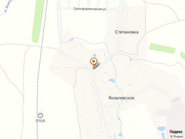 Остановка Яковлевское (Московская область)