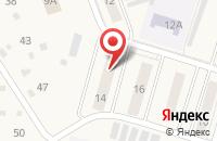 Схема проезда до компании Жилой дом в Больших Дворах