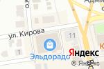 Схема проезда до компании Магазин постельных принадлежностей в Павловском Посаде