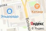 Схема проезда до компании Дамские штучки в Павловском Посаде