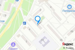 Однокомнатная квартира в Воскресенске микрорайон Новлянский, ул. Энгельса, 3