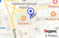 Схема проезда до компании ПРОДОВОЛЬСТВЕННЫЙ МАГАЗИН ВЕКТОР-ПЛЮС в Павловском Посаде