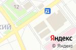 Схема проезда до компании Релакс в Воскресенске