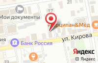 Схема проезда до компании Смайл экспресс в Павловском Посаде