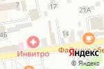Схема проезда до компании Диан-Кадастр в Павловском Посаде