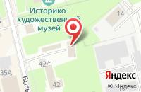 Схема проезда до компании Магазин автозапчастей в Павловском Посаде