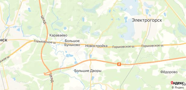 Кузнецы на карте