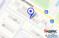 Схема проезда до компании МАГАЗИН ОБОЕВ ТЕХНОЛОГИЯ УЮТА в Воскресенске