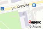 Схема проезда до компании Лицей №2 им. В.В. Тихонова в Павловском Посаде