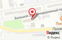Схема проезда до компании Адвокат Наумов С.А. в Павловском Посаде