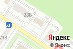 Схема проезда до компании Главное бюро медико-социальной экспертизы по Московской области в Воскресенске