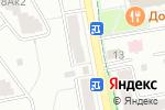 Схема проезда до компании Алмаз-Холдинг в Павловском Посаде