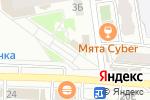 Схема проезда до компании Сладкое и горькое в Павловском Посаде