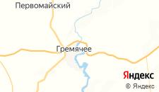 Отели города Пушкари на карте