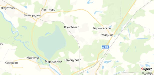 Старая на карте