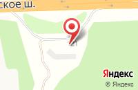 Схема проезда до компании Татнефть в Кузнецах