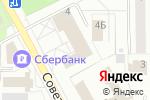Схема проезда до компании Столовая №1 в Воскресенске