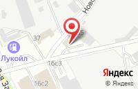 Схема проезда до компании Компания по приему лома в Воскресенске