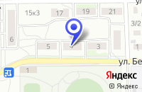 Схема проезда до компании ПРОДОВОЛЬСТВЕННЫЙ МАГАЗИН ТЕМП в Павловском Посаде