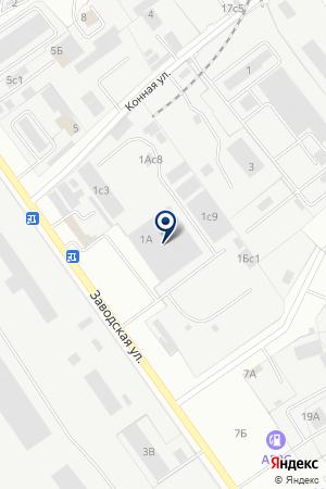 ТФ ЛВК на карте Воскресенска