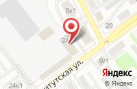Схема проезда до компании Высокоэффективный твердосплавный инструмент - Ялунтехносервис в Александрове