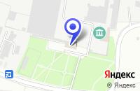 Схема проезда до компании СПОРТКОМПЛЕКС ФЕТР в Воскресенске