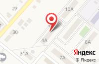 Схема проезда до компании Почтовое отделение №142517 в Евсеево
