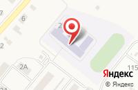 Схема проезда до компании Евсеевская СОШ, МОУ в Евсеево
