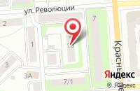 Схема проезда до компании Автомойка в Новогусельском
