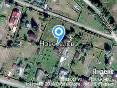 Воскресенский район, деревня Новоселово