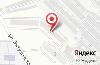 Схема проезда до компании Эльгос в Александрове
