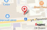 Схема проезда до компании Медиа Арт в Александрове