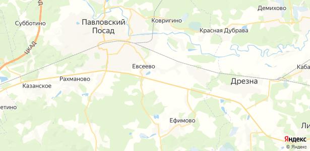 Гора на карте