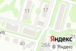 Схема проезда до компании Лопатинский в Воскресенске