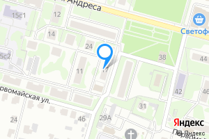 Однокомнатная квартира в Воскресенске микрорайон Лопатинский, Первомайская ул., 17