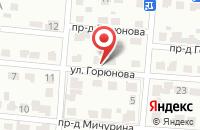 Схема проезда до компании Русский Интерактив в Коломне