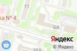 Схема проезда до компании Парикмахерская в Воскресенске