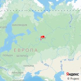 Weather station seretoil in Rybinskiy rayon, Yaroslavl Region, Russia