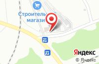 Схема проезда до компании Торговая компания в Воскресенске