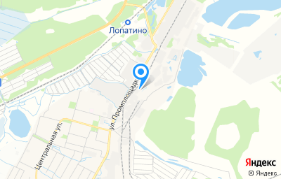 Местоположение на карте пункта техосмотра по адресу Московская обл, г Воскресенск, ул Старая промплощадка, д 1А