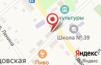 Схема проезда до компании Почтовое отделение связи №18 в Воронцовской