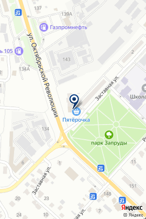 ВОЕННЫЙ УНИВЕРМАГ на карте Коломны