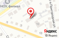 Схема проезда до компании Магнит в Покровском