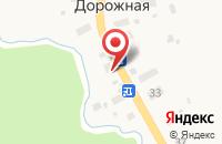 Схема проезда до компании Большая Мойка в Бабяково